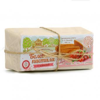 Белевская пастила с клюквой без сахара 200 г