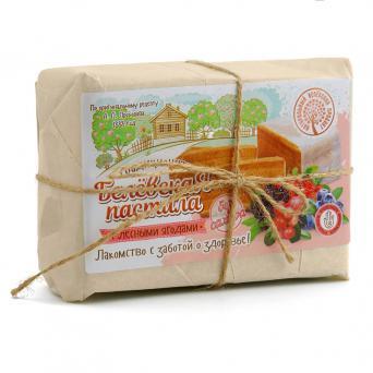 Белевская пастила с лесной ягодой без сахара 350 г