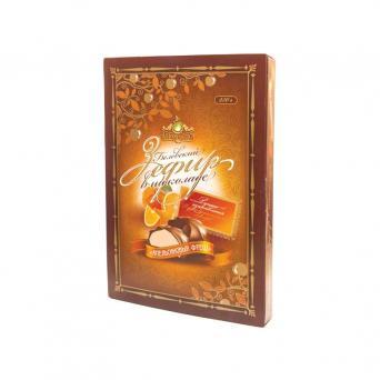 Белевский зефир в шоколаде Апельсиновый фреш 250 г