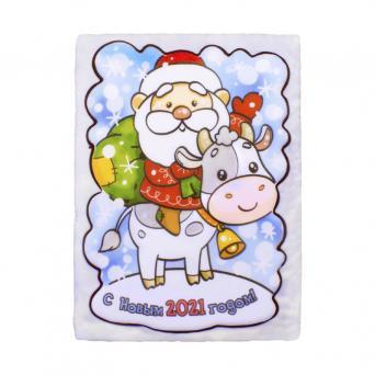 Дед Мороз на бычке 700 г