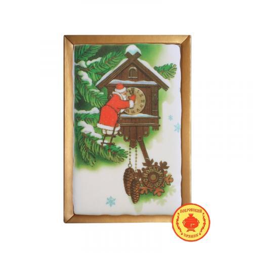 Дед Мороз с часами 160 г