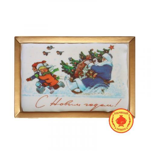 Дед Мороз с подарками 160 г