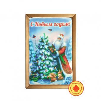 Дед Мороз у ёлки 160 г