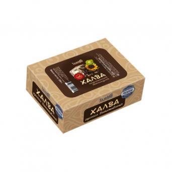 Халва подсолнечная шоколадная на фруктозе 250 г