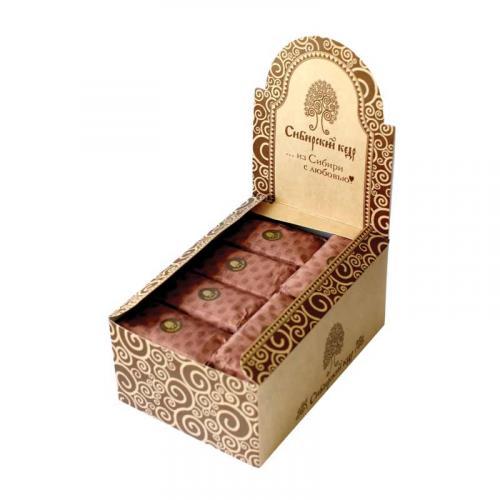 Кедровый марципан шоколадный 50 г