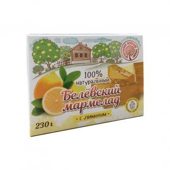 Мармелад белевский с Лимоном 230 г