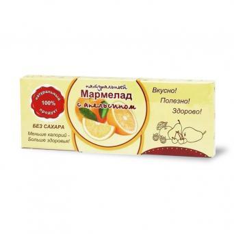 "Мармелад без сахара ""Апельсин"" 140 г"
