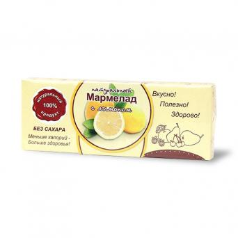 "Мармелад без сахара ""Лимон"" 140 г"