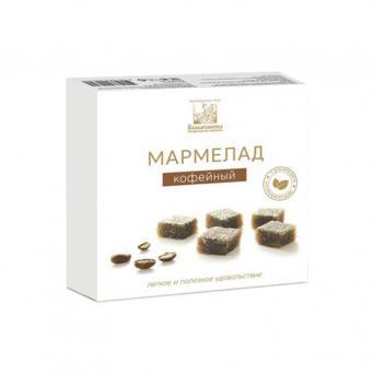 Мармелад коломчаночка кофейный 130 г