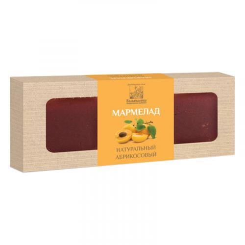 Мармелад натуральный абрикосовый 320 г