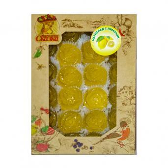 Мармелад желейный формовой с лимоном 500 г