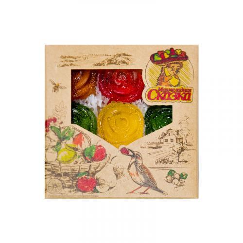 Мармелад желейный фруктовое ассорти 300 г