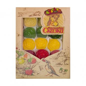 Мармелад желейный фруктовое ассорти 500 г