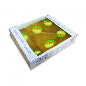Мармелад желейный пластовой с Грушей 2,5 кг