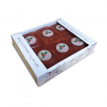 Мармелад желейный пластовой с Калиной 2,5 кг