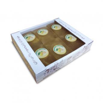 Мармелад желейный пластовой с Лимоном 2,5 кг