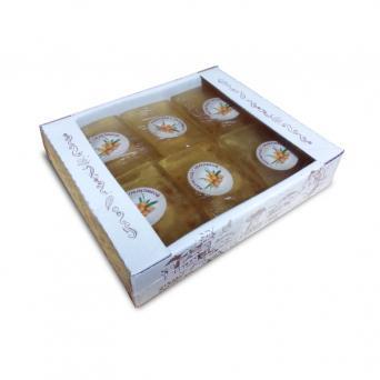 Мармелад желейный пластовой с Облепихой 2,5 кг