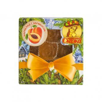 Мармелад желейный с абрикос 300 г