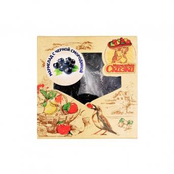 Мармелад желейный с черная смородина 300 г