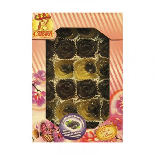 Мармелад желейный с черносливом 500 г