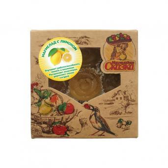 Мармелад желейный с лимоном 300 г