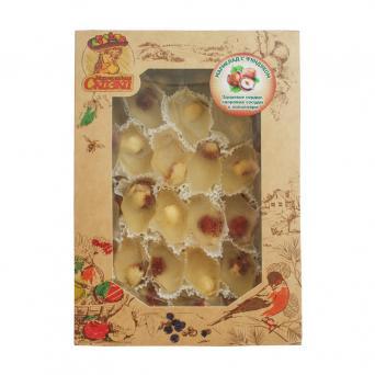 Мармелад желейный с орехом фундук 500 г