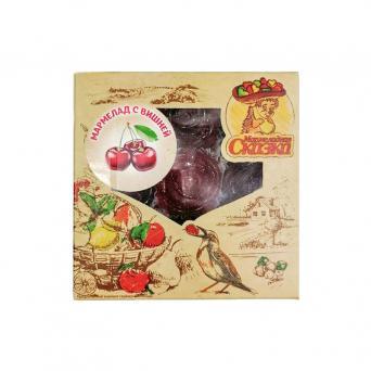 Мармелад желейный с вишней 300 г