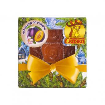 Мармелад желейный со сливой 300 г