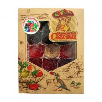 Мармелад желейный ягодный микс 500 г