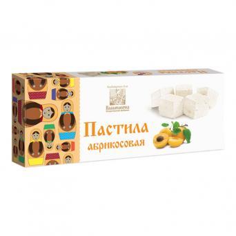 Пастила коломчаночка абрикосовая 180 г