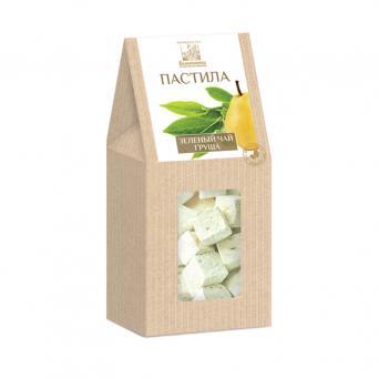 Пастила коломчаночка зеленый чай-груша 90 г