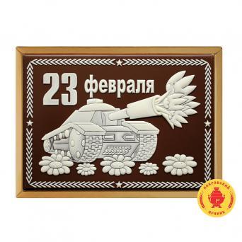 Покровский пряник 23 февраля Танк 700 г