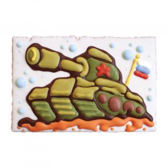 Покровский пряник Танк 130 г
