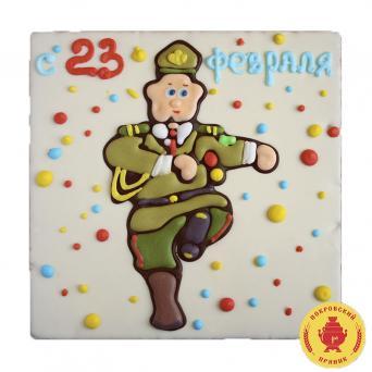 Покровский пряник Тортик Солдат 700 г