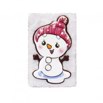 Снеговик в луже 130 г