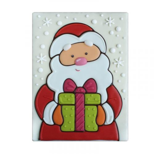 Тортик Дед мороз с подаркм 700 г