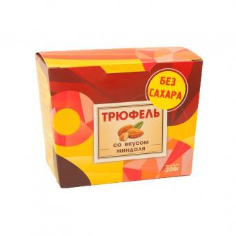 Трюфель без сахара со вкусом миндаля 200 г
